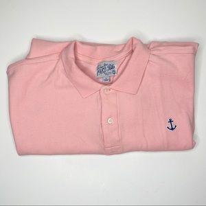 Kiel James Patrick 1982 Pink Polo